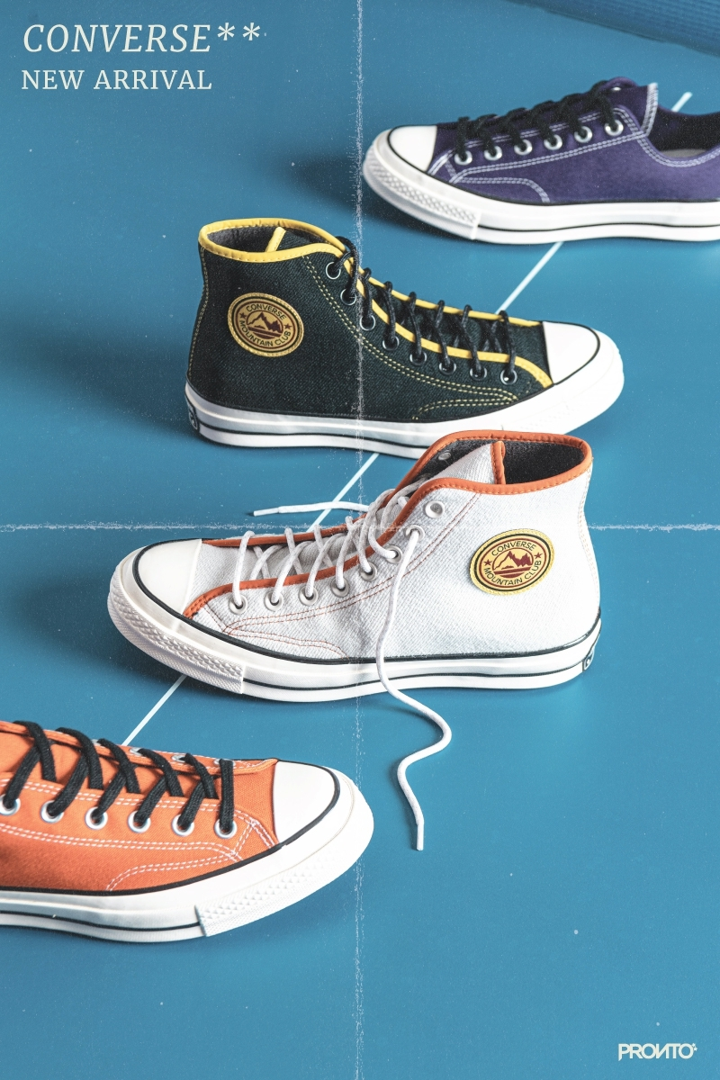 NEW ARRIVAL : CONVERSE